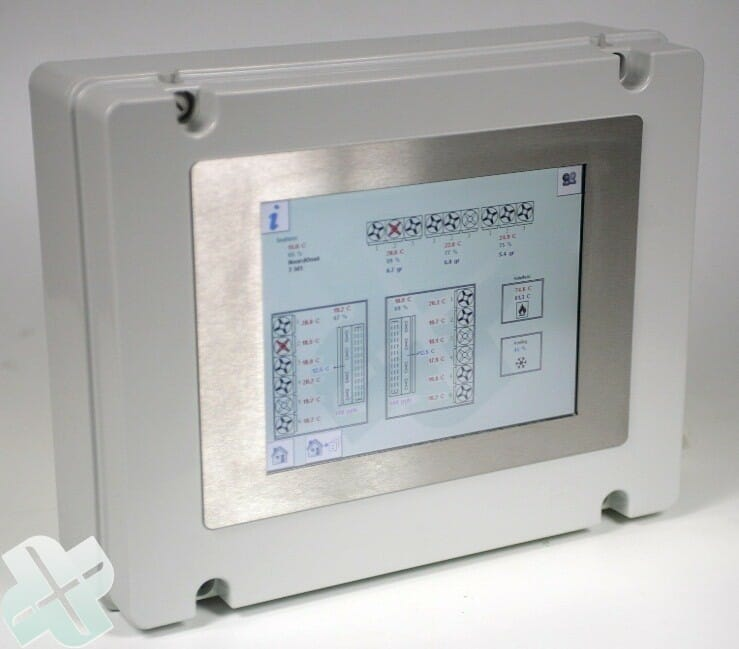 abc controller touch screen