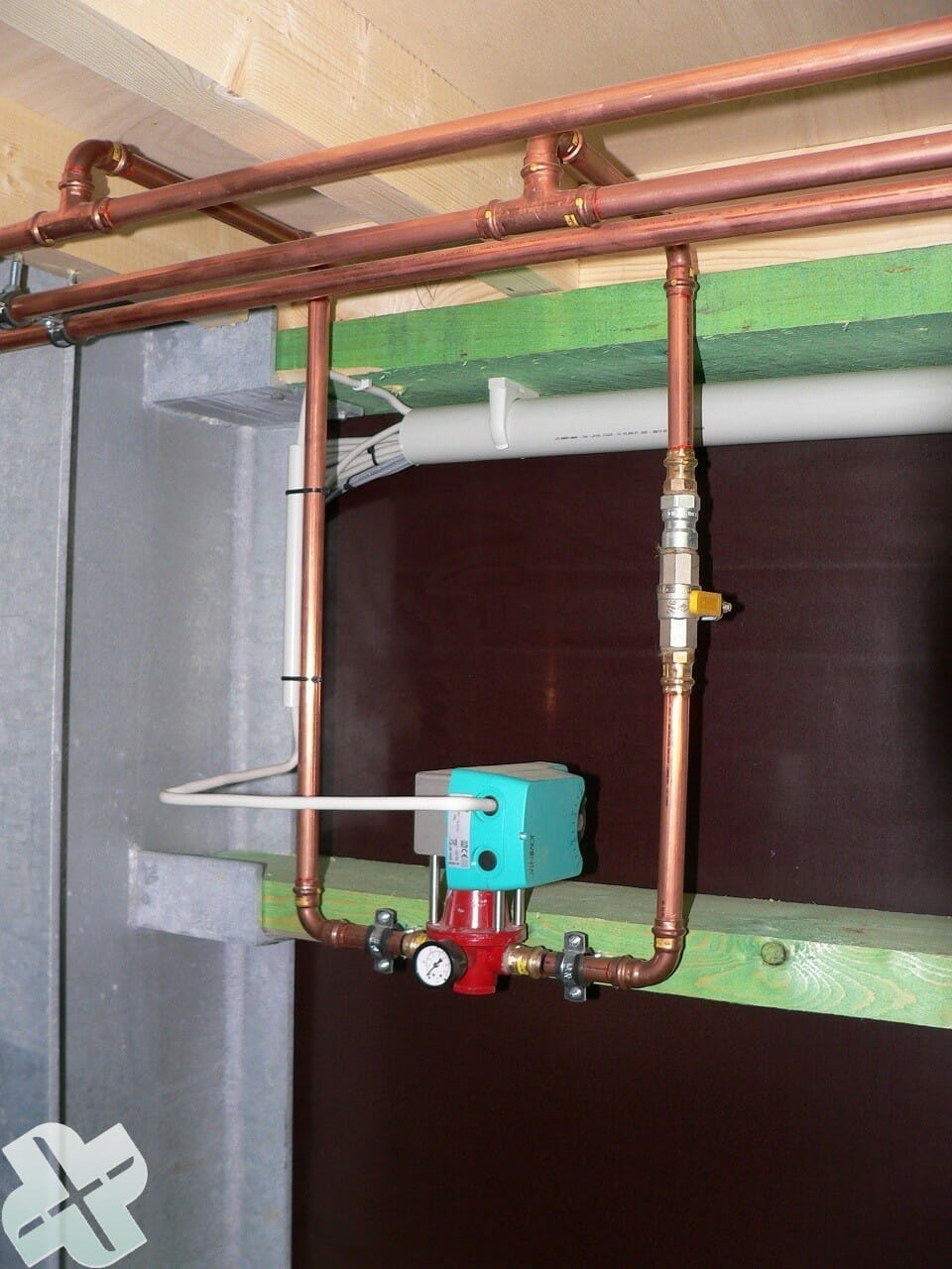 extension for extraction of air