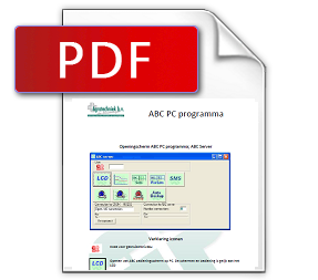 ABC process computer for agrarian products