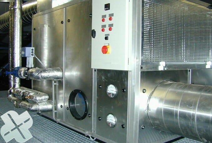 dehumidified air drying 02